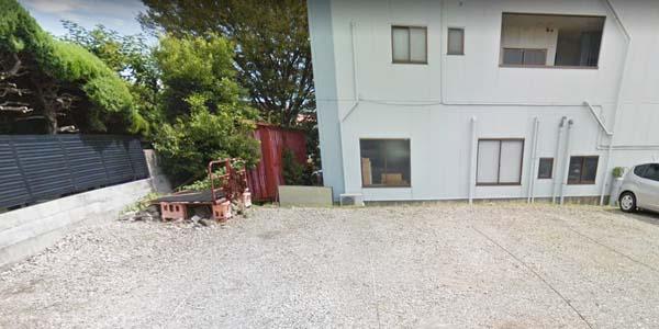 寒川町岡田 三留建設駐車場